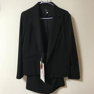 ニッセン(ニッセン)のレディーススーツ 19ABR ウエスト84(礼服/喪服)