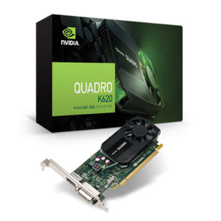クアドロ(QUADRO)のQuadro k620(PCパーツ)