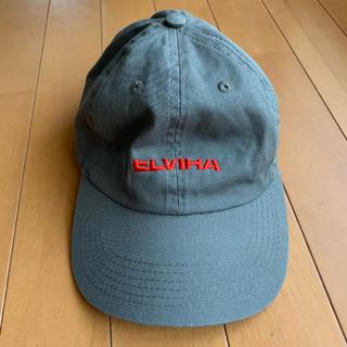 エルヴィア(ELVIA)のELVIRA エルヴィラ キャップ(キャップ)
