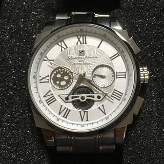 サルバトーレマーラ(Salvatore Marra)の腕時計 メンズ 紳士 SALUVATARE  MARRA   クォーツ (腕時計(アナログ))