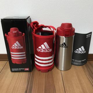 アディダス(adidas)の*お値下げ*  アディダス ステンレスボトル  1.0L(その他)