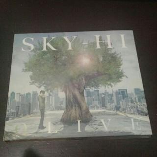 スカイハイ(SKYHi)のSKY-HI OLIVE CDのみ版(ヒップホップ/ラップ)