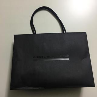 ディーゼル(DIESEL)のディーゼル 紙袋 ショップバック ラッピング DIESEL BLACK GOLD(その他)