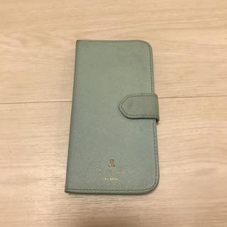ランバンオンブルー(LANVIN en Bleu)のランバン iPhone7 ケース(iPhoneケース)