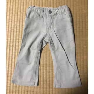 シャマ(shama)のshamaキッズ(ベビー)綿パンツ80センチ(パンツ)