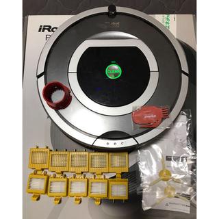 アイロボット(iRobot)の値下げ!irobot ルンバ 780 パーツ付き(掃除機)