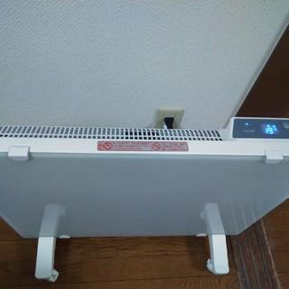 テクノス(TECHNOS)のガラス パネルヒーター 電気 子供 老人 ペット (電気ヒーター)