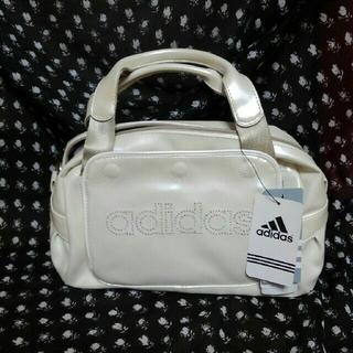 アディダス(adidas)のプロフ必読様へ adidas 新品ハンドバッグ&新品キャップ(ハンドバッグ)