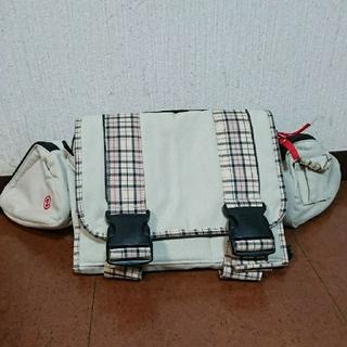 シンイチロウアラカワ(SHINICHIRO ARAKAWA)のシンイチロウアラカワ ツーリングバッグ(装備/装具)