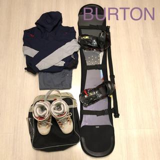 バートン(BURTON)のBURTON custom レディースサイズ 148(ボード)