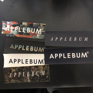 アップルバム(APPLEBUM)のapplebum ステッカーセット(Tシャツ/カットソー(半袖/袖なし))