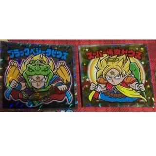 ドラゴンボール(ドラゴンボール)のスーパー悟空ゼウス&ブラックベジータゼウスセット(シングルカード)