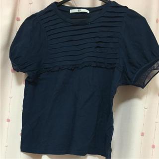 スライ(SLY)のレース半袖Tシャツ(Tシャツ(半袖/袖なし))