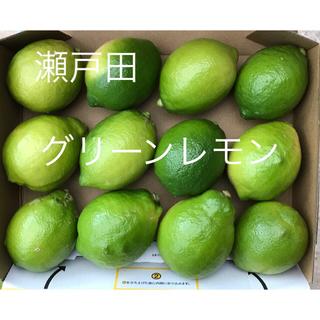 国産レモン  コンパクト箱 12個 約1.4キロ(フルーツ)