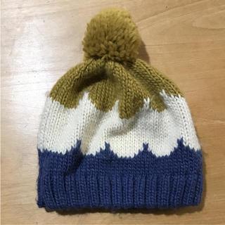 サマンサモスモス(SM2)のSamansa Mos2 サマンサモス ベビー ニット帽(帽子)