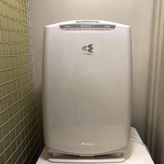 ダイキン(DAIKIN)の【美品】 ダイキン 加湿空気清浄機 MCK55P (空気清浄器)