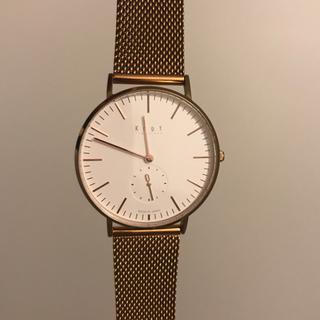 ノット(KNOT)のknot  ノット 時計 yumama0529さま専用(腕時計)