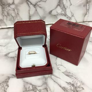 カルティエ(Cartier)の専用★★カルティエ バレリーナ ウェディング リング K18(リング(指輪))