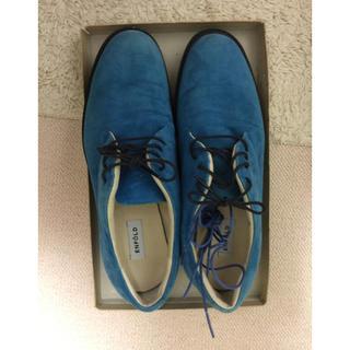 エンフォルド(ENFOLD)のエンフォルド レースアップシューズ レザー(ローファー/革靴)