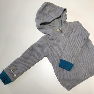 ボボチョース(bobo chose)の◆ SALE ◆ IMPS&ELFS knit cardigan 92cm(ニット)