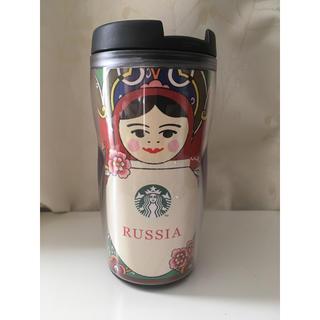 スターバックスコーヒー(Starbucks Coffee)のタンブラー  ロシア スタバ 限定 マトリョシカ マトリョーシカ(タンブラー)