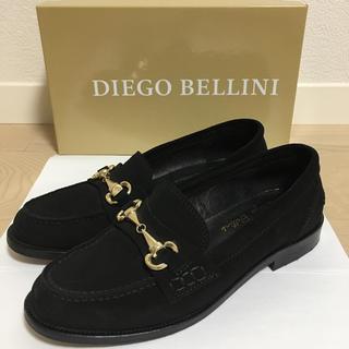 ディエゴベリーニ(DIEGO BELLINI)のDiego Bellini DeuxiemeClasse サイズ37(23.5)(ローファー/革靴)