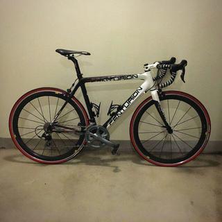 センチュリオン(CENTURION)のCENTURION GIGADRIVE 4000 フルカーボンロードバイク(自転車本体)