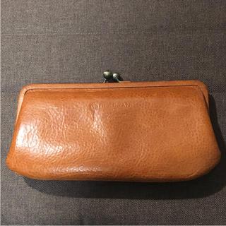 クレドラン(CLEDRAN)の【ほなみなぎさま】クレドラン がま口長財布(財布)