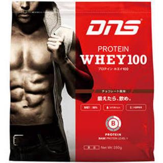 ディーエヌエス(DNS)のDNS ホエイ100 チョコレート味 350g(プロテイン)