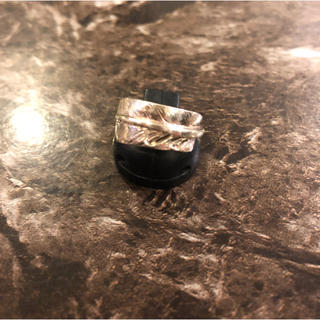 FIRST ARROWS ファーストアローズ フェザー リング 指輪 羽根(リング(指輪))