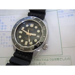 グランドセイコー(Grand Seiko)の2000年 500本限定 SBDX003 メーカーOH済 プロダイバー(腕時計(アナログ))