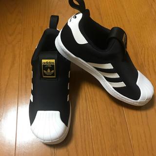 アディダス(adidas)のadidas スーパースター スリッポン (スリッポン)