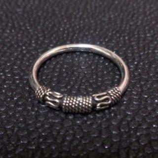 3014 SILVER925 ワイヤーワークリング21号 ゴシック ROCK(リング(指輪))