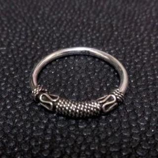 3015 SILVER925 ワイヤーワークリング20号 ゴシック ROCK(リング(指輪))