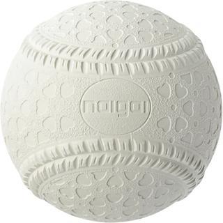 内外ゴム 軟式 野球 ボール 公認球 M号(ボール)