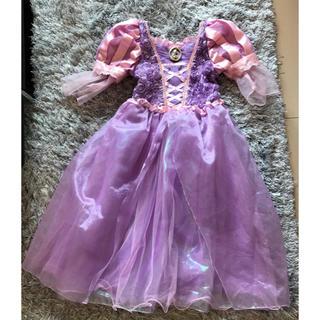 965e34692ee3a ディズニー(Disney)の状態良好 ラプンツェル ドレス パープル 110-120cm(ドレス