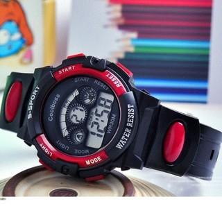 日本語説明付き☆新品送料込み キッズ子供用BOYS 激安☆デジタル腕時計  (腕時計)