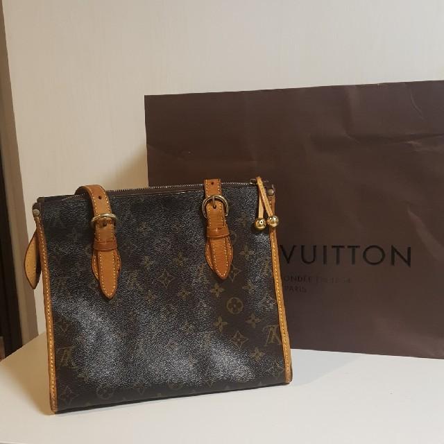 b1c8ba0197c6 LOUIS VUITTON(ルイヴィトン)のルイヴィトン モノグラム ポパンクール・オ レディースのバッグ