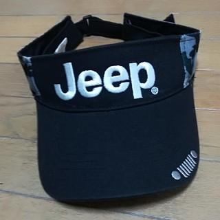 ジープ(Jeep)のJEEP サンバイザー スポーツ(その他)
