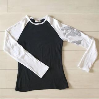 ヴィヴィアンタム(VIVIENNE TAM)のヴィヴィアンタム 長袖Tシャツ サイズ1(Tシャツ(長袖/七分))