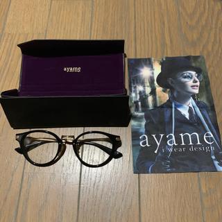 アヤメ(Ayame)のayame general 眼鏡 オリバーピープル(サングラス/メガネ)
