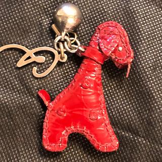 クリスチャンラクロワ(Christian Lacroix)の犬好きに 犬チャーム クリスチャンラクロア(犬)