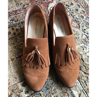 オリエンタルトラフィック(ORiental TRaffic)のタッセル シューズ(ローファー/革靴)