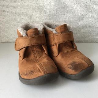 ムジルシリョウヒン(MUJI (無印良品))の無印 キッズ 靴 16(スニーカー)