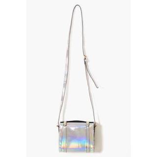 エイソス(asos)のプリズムテキスタイル ホログラム bag(ショルダーバッグ)