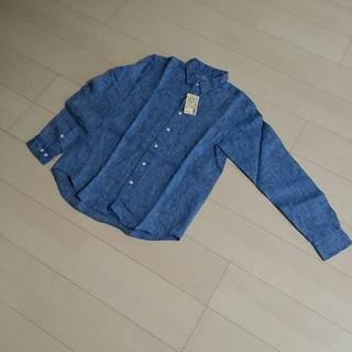 ムジルシリョウヒン(MUJI (無印良品))の未使用品 ストライプシャツ(シャツ)