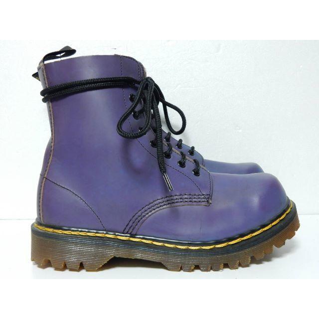Dr.Martens(ドクターマーチン)の90年代デッドストック!激レア!美品!英国製!ドクターマーチン8ホールUK4 レディースの靴/シューズ(ブーツ)の商品写真