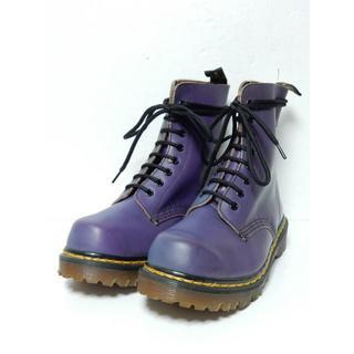 ドクターマーチン(Dr.Martens)の90年代デッドストック!激レア!美品!英国製!ドクターマーチン8ホールUK4(ブーツ)