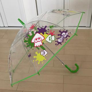 バンダイ(BANDAI)の新品未使用☆スプラトゥーン2 傘 55cm(傘)