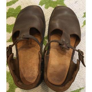 アウロラ(AURORA)のオーロラシューズ 5c(ローファー/革靴)